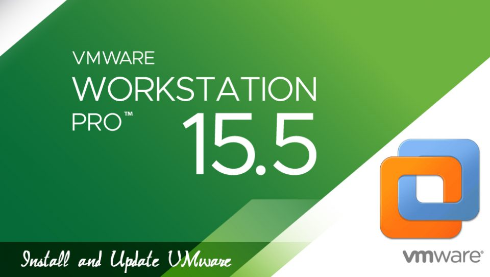 How to install & update VMware Workstation Pro on Windows 10