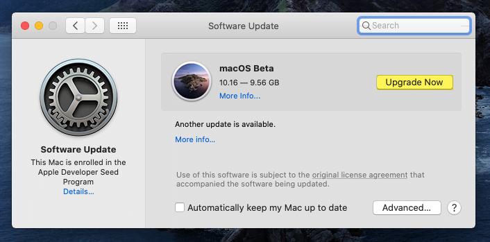Upgrade Now