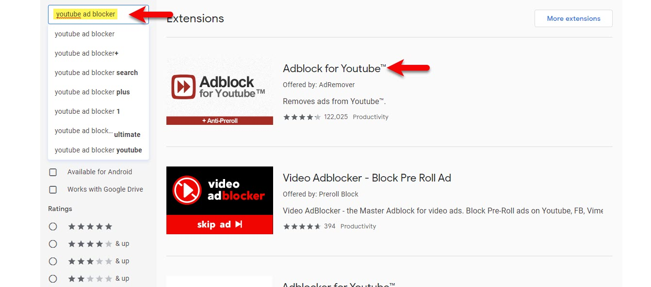 YouTube Ad Blocker