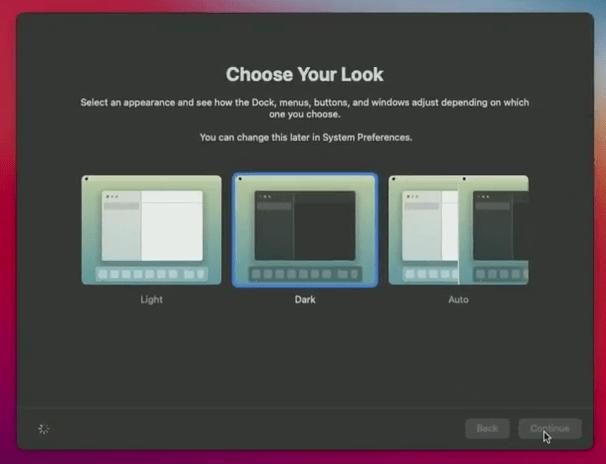 Select your theme