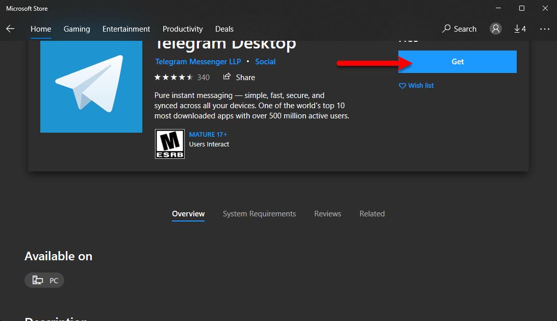 How To Install Telegram App On Windows 11 Macos